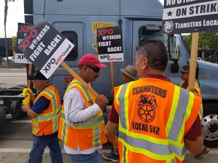 S D Xpo Workers Share Stories Of Broken Promises International Brotherhood Of Teamsters