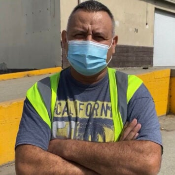Teamsters File Cal/OSHA Complaint Against Container Connection