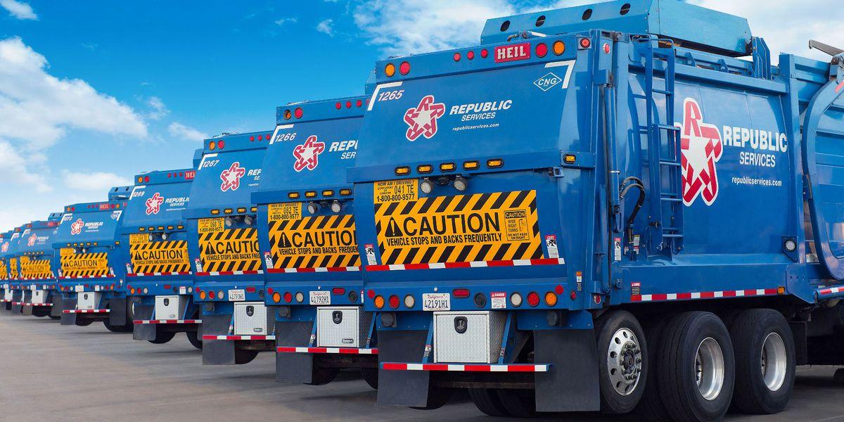 Republic trucks